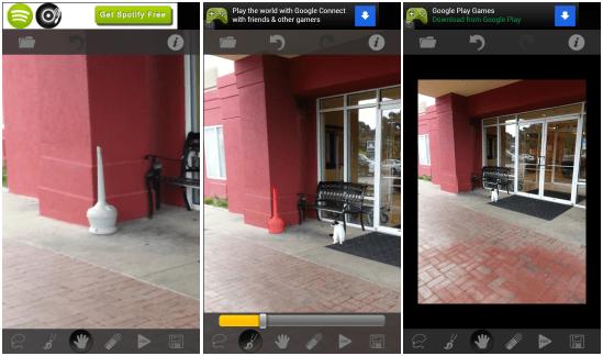 smarthphone camera apps